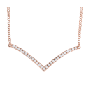 Necklace 14K Pink Gold