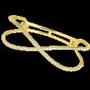 Bangle 14K Yellow Gold