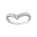 Ring 14K White Gold