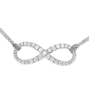 Necklace 14K White Gold